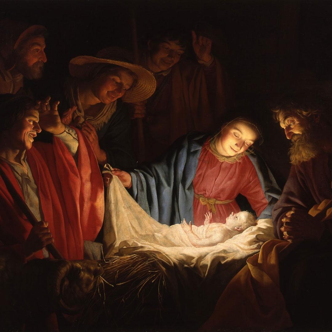 Kerstfeest aansluiting